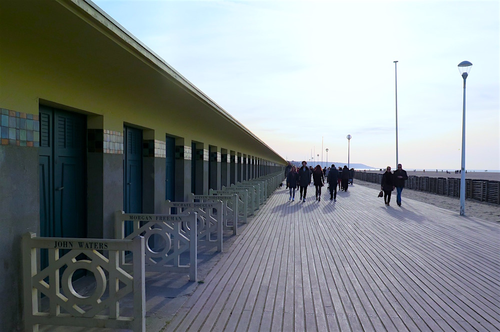"""""""Les Planches"""" at Deauville ©MRNY"""